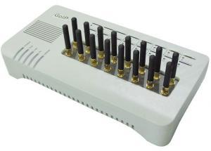 VoIP GSM шлюз GoIP16 (На 16 SIM-карт)