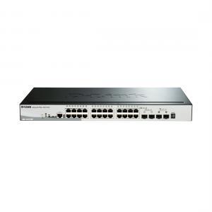 Коммутатор Smart D-Link DGS-1510-28P/A1A