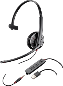 Plantronics Blackwire C315.1, Mono Headset